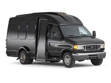 Executive Van – 12 Passenger