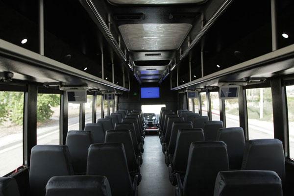 Charter Bus – 56 Passenger