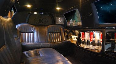 Limousine – 8 Passenger