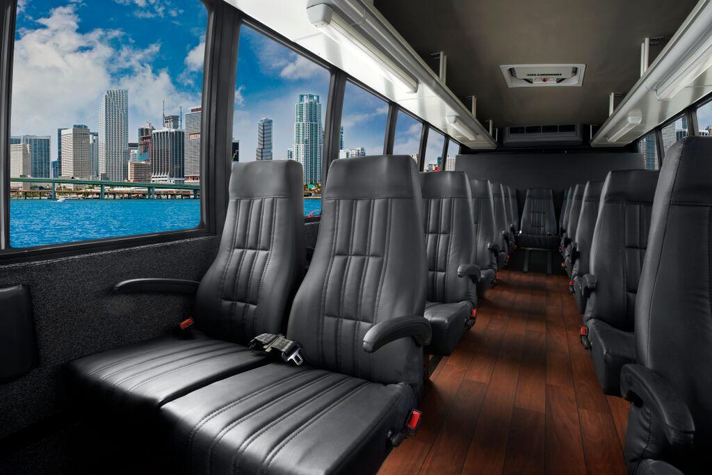 Mini Bus – 27 Passenger