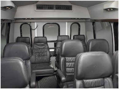 Executive Van – 12 Passenger