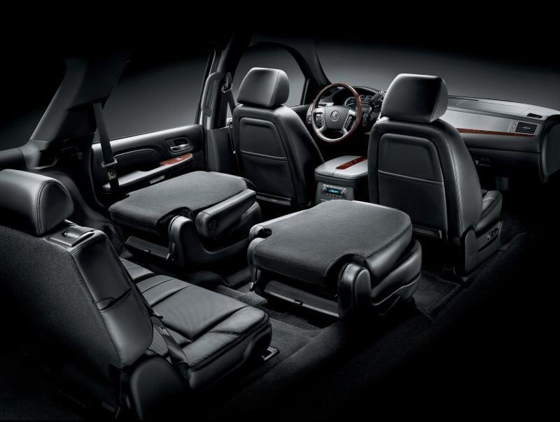 2012 Cadillac Escalade Esv Interior