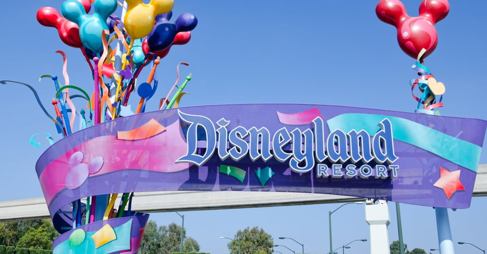 Ais Limo Service Slide Disneyland