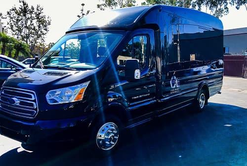 Ais Limo Service Fleet Executive Van