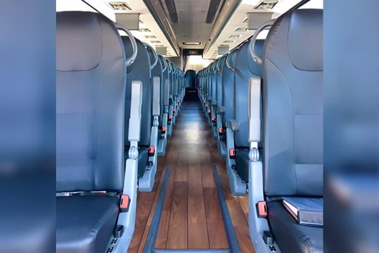 Charter Bus 2